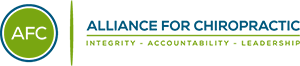 Alliance For Chiropractic Logo